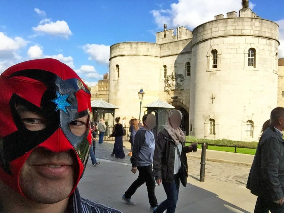 世界遺産3 「ロンドン塔」 Tower of London