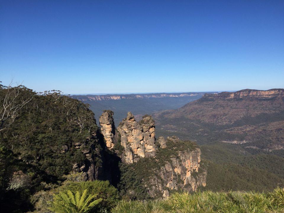 ブルーマウンテンズ オーストラリア Australia