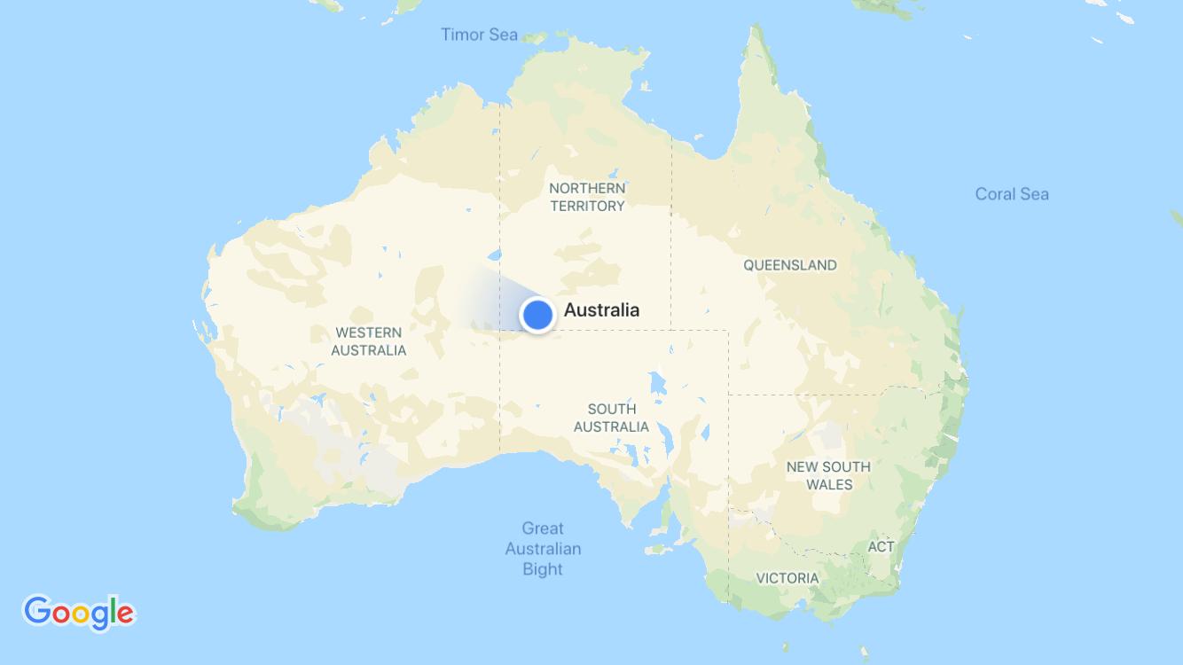 オーストラリア 世界遺産 エアーズロック Ayers Rock