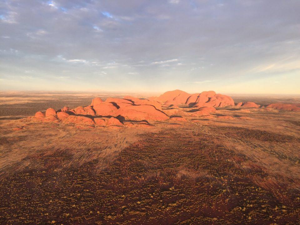オーストラリア エアーズロック Ayers Rock Kata-Tjuta