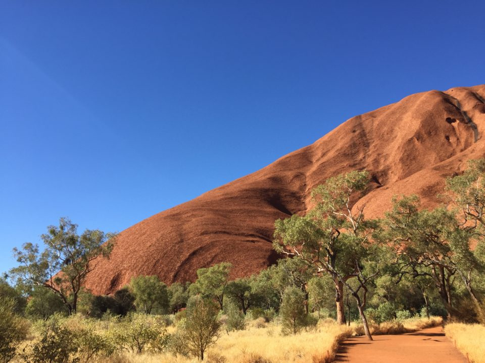 オーストラリア エアーズロック Ayers Rock