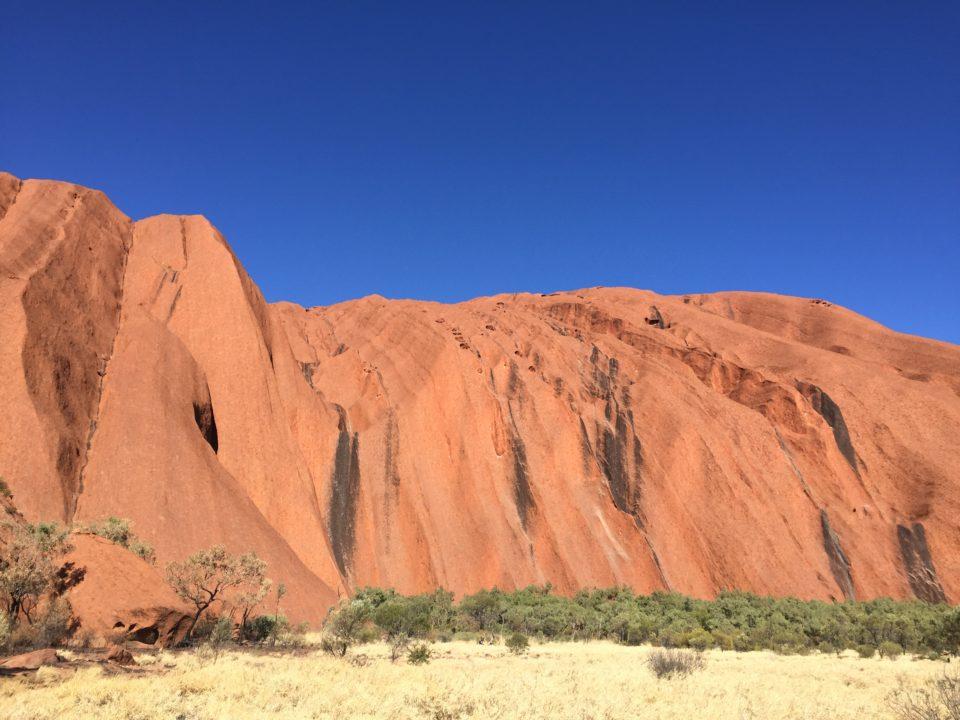 世界遺産 エアーズロック Ayers Rock