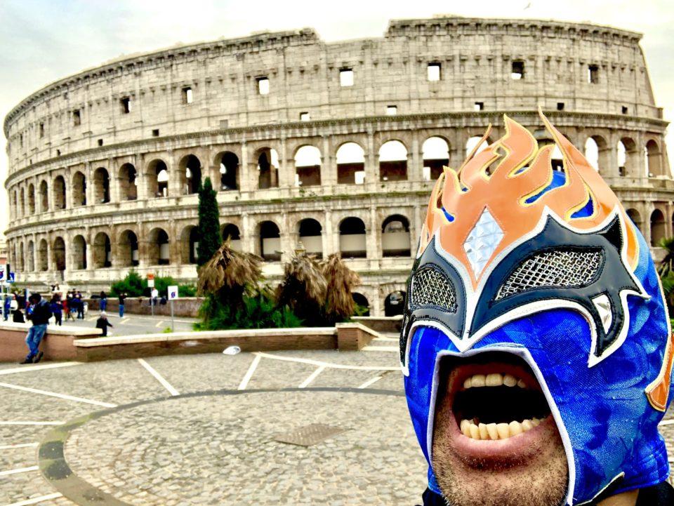 海外旅行 トラブル ローマ
