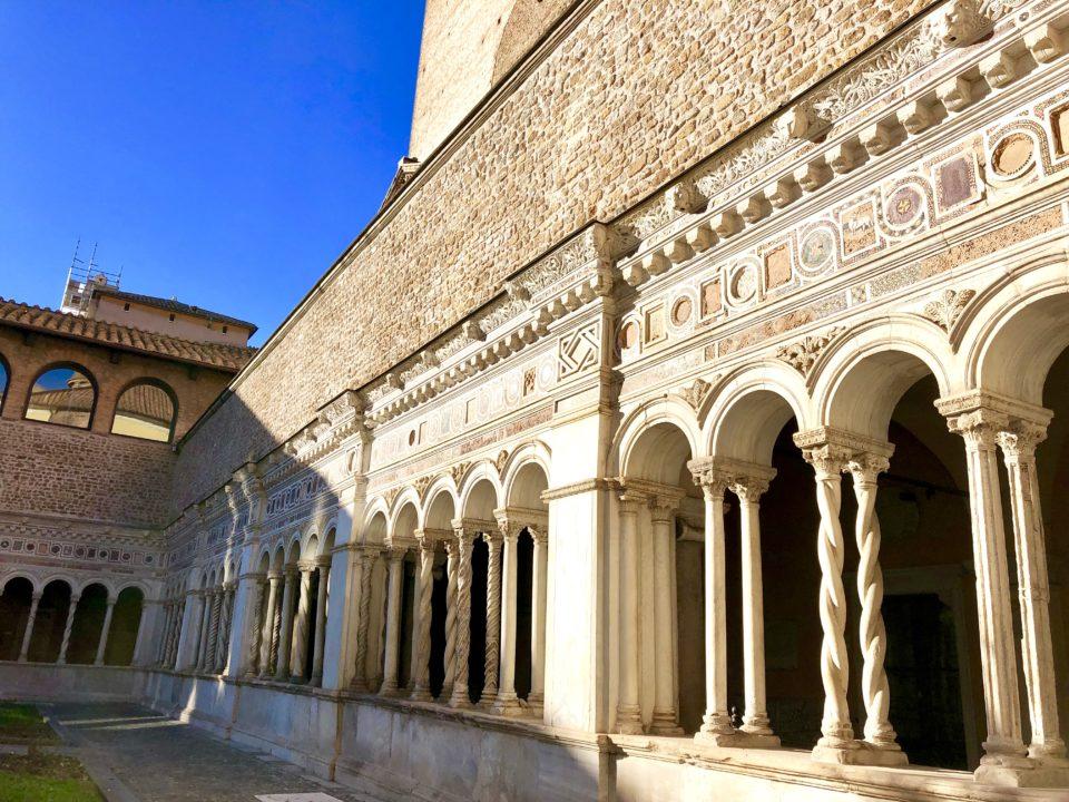 サン・ジョバンニ・イン・ラテラーノ大聖堂 キオストロ