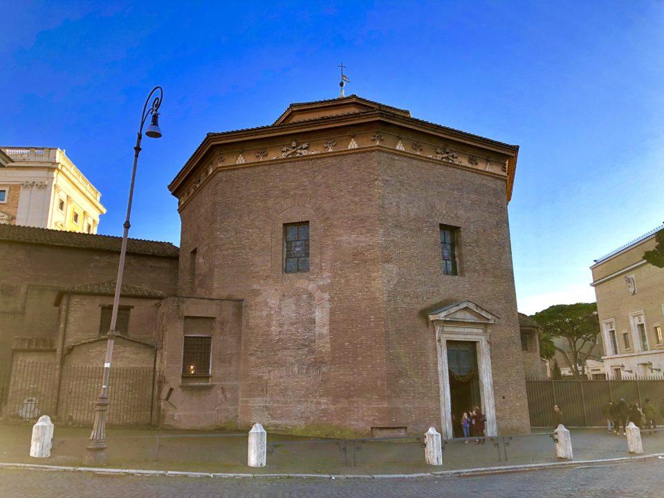 サン・ジョバンニ・イン・ラテラーノ大聖堂 洗礼堂