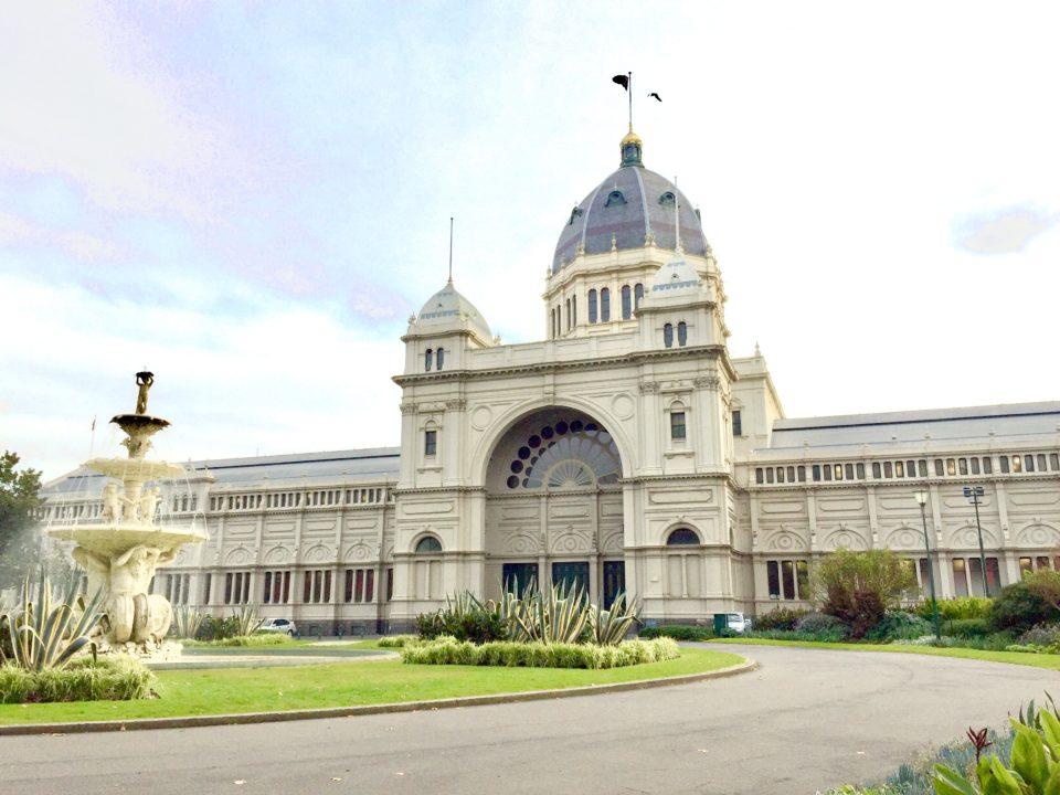 王立展示館 オーストラリア  Australia