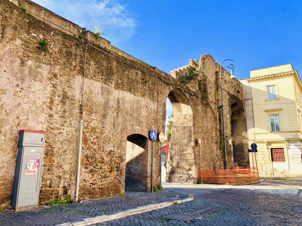 アウレリアヌスの城壁 ポルテーゼ