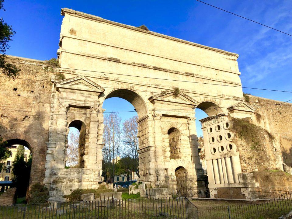 アウレリアヌスの城壁 マッジョーレ