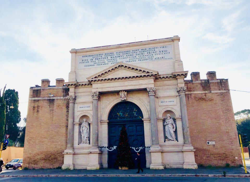 アウレリアヌスの城壁 ピア