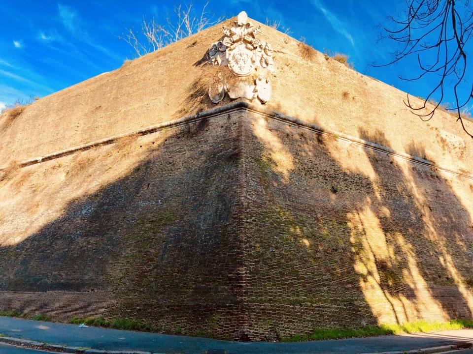 アウレリアヌスの城壁