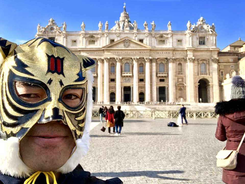 世界遺産バチカン市国 サンピエトロ大聖堂