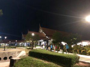 カンボジアの世界遺産 アンコール・ワット シェムリアップ空港