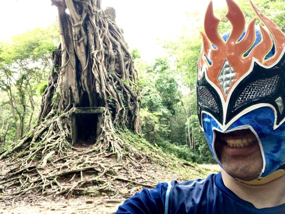 カンボジアの世界遺産 サンボー・プレイ・クック プラサット・チュレイ