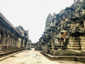 カンボジアの世界遺産 アンコール・ワット