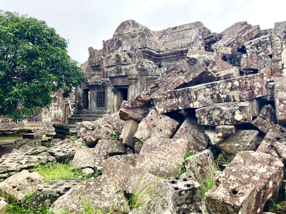 プレアヴィヒア Preah Vihear