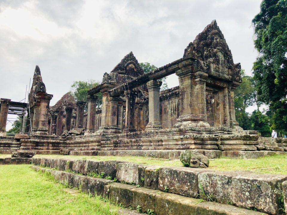 カンボジアの世界遺産 天空寺院 プレア・ヴィヒア