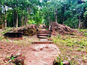 カンボジアの世界遺産 サンボー・プレイクック