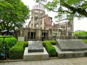日本の世界遺産 原爆ドーム
